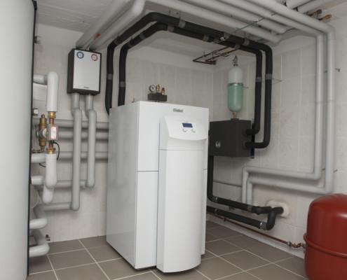 Wärmepumpe / Herr E. / Schöllnach