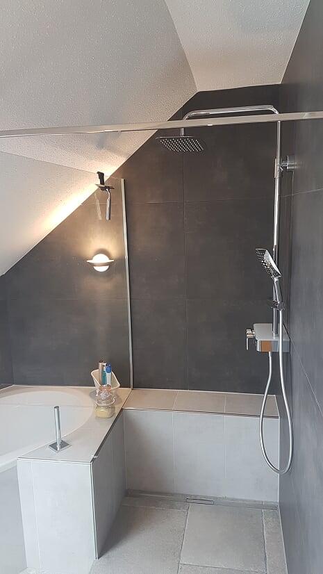 Badezimmer / Familie B. / Plattling